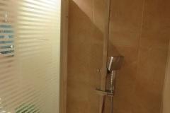 Ducha apartamento II Alcañiz Flats
