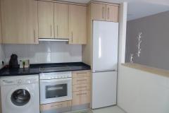 Cocina completa apartamento II Alcañiz Flats