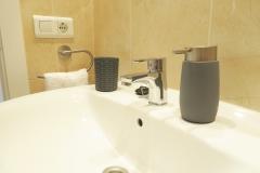 Baño aseo apartamento I Alcañiz Flat