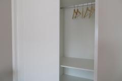 Armario habitación doble apartamento I Alcañiz Flat