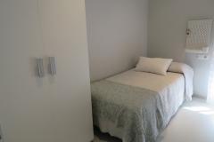 Habitación individual apartamento I Alcañiz Flat