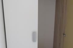 Armario habitación individual apartamento I Alcañiz Flat