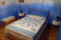 Habitación literas apartamento Casa La Parra Aurea