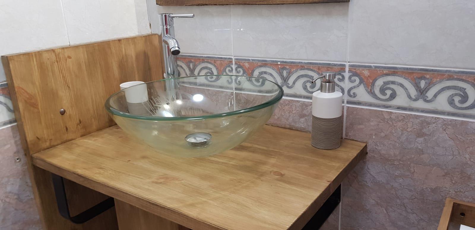 Baño apartamento Casa Pilarcho