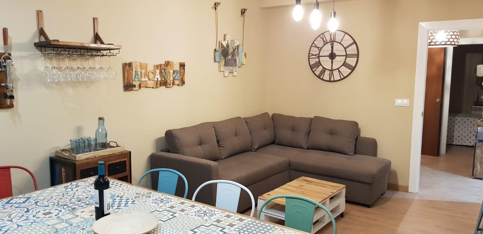 Comedor apartamento Casa Pilarcho