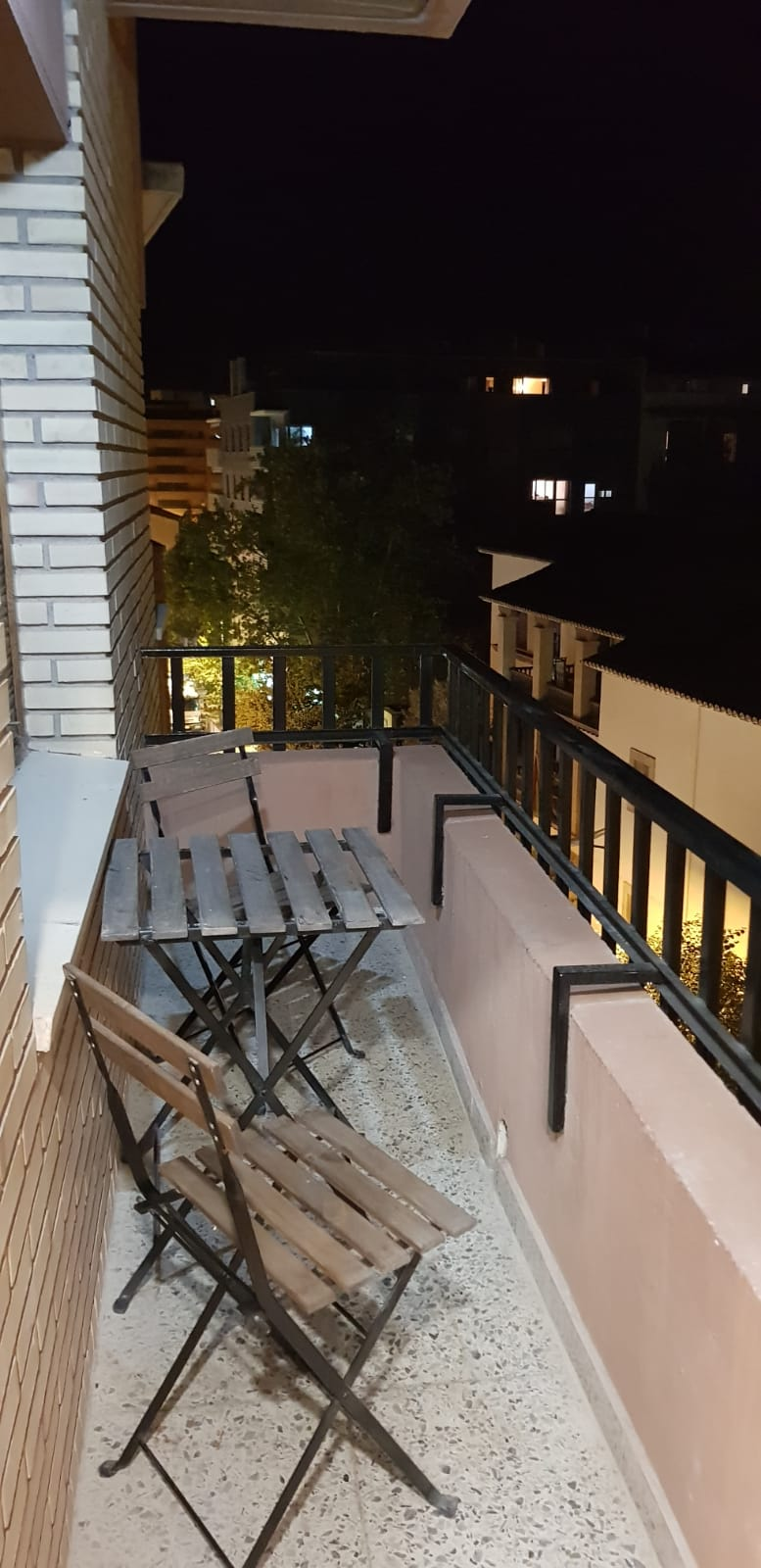 Terraza apartamento Casa Pilarcho